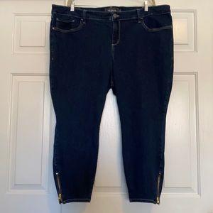 Torrid Skinny Stiletto Jeans - Like New